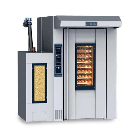 Forno rotativo roto pellet officine tormena conegliano for Bruciatore a pellet per forno